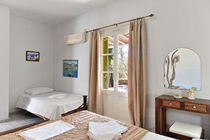 Accommodation in Sifnos