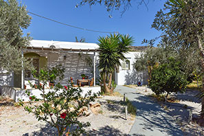 Giannakas studios in Sifnos